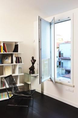 Finestra triplo vetro - Domosystem Pesaro