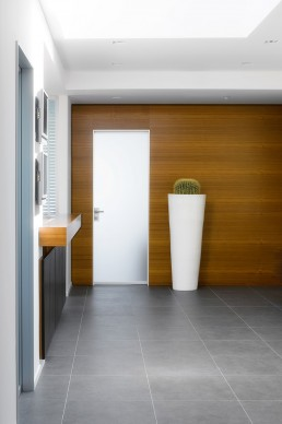 Porta interna in cristallo - Domosystem Pesaro