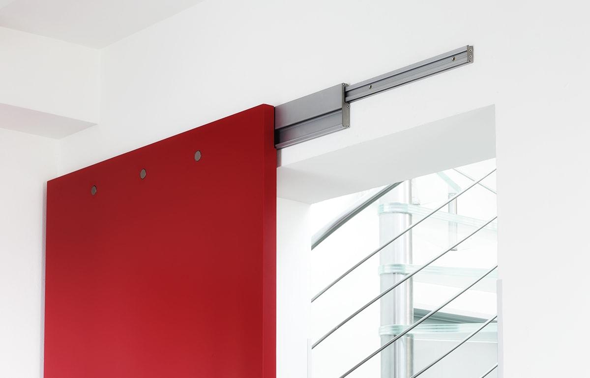 Porta scorrevole interna - Abitazione privata - Domosystem