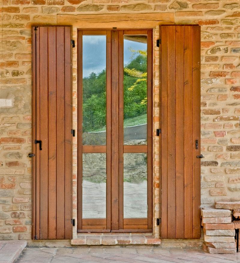 Infissi legno - Domosystem Pesaro