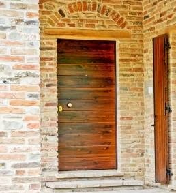 Portone ingresso - Domosystem Pesaro