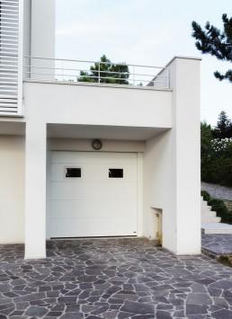 Porta garage sezionale - Domosystem Pesaro