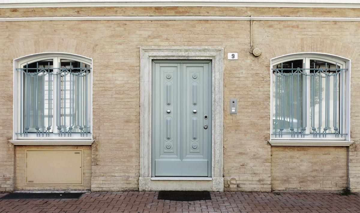 Portone ingresso blindato - Domosystem Pesaro